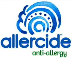 Allercide dust mite spray logo
